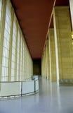 Aéroport intérieur de Berlin´s Tempelhof Image libre de droits