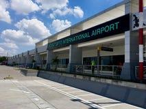 Aéroport international d'Adisucipto Photo libre de droits