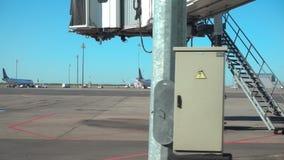 Aéroport international d'Astana banque de vidéos