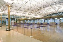 Aéroport international d'Incheon Image libre de droits