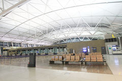 Aéroport international d'Incheon Photos stock