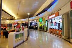 Aéroport international d'Indira Gandhi delhi Photographie stock libre de droits