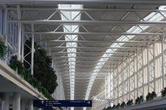 Aéroport international d'o'Hare Photos libres de droits