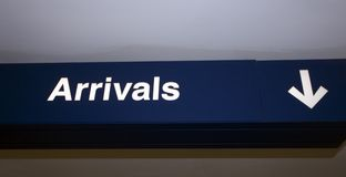 Aéroport international d'o'Hare Photo stock
