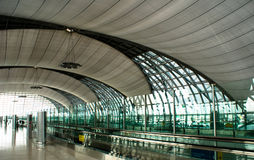 Aéroport international de Bangkok Photographie stock libre de droits