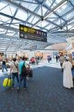 Aéroport international de Bangkok Photographie stock