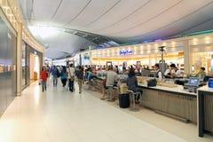 Aéroport international de Bangkok Photo stock