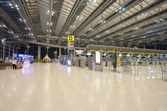 Aéroport international de Bangkok Photo libre de droits
