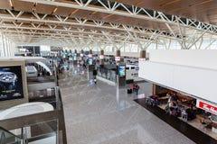 Aéroport international de Calgary Photo libre de droits