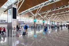 Aéroport international de Calgary Photographie stock