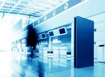 Aéroport international de Changhaï Pudong Photos libres de droits