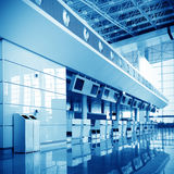 Aéroport international de Changhaï Pudong Image libre de droits