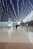 Aéroport international de Changhaï Pudong Photos stock
