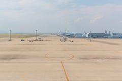 Aéroport international de Chubu Centrair au Japon Images stock