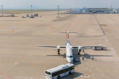 Aéroport international de Chubu Centrair au Japon Photo stock