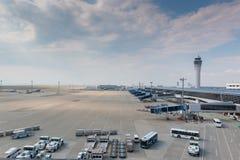 Aéroport international de Chubu Centrair au Japon Photo libre de droits