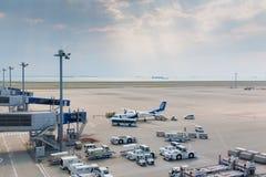 Aéroport international de Chubu Centrair au Japon Photos libres de droits