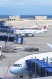 Aéroport international de Chubu Centrair dans l'aéroport de Nagoya, Japon Photographie stock