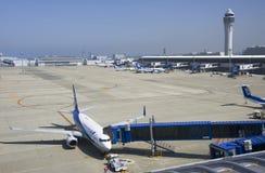 Aéroport international de Chubu Centrair, Japon Photos stock