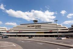 Aéroport international de Cologne Bonn, Allemagne Photos libres de droits