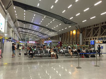 Aéroport international de Da Nang Images libres de droits