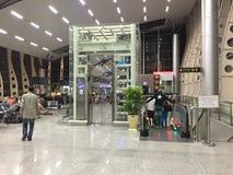 Aéroport international de Da Nang Photos libres de droits