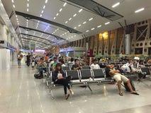 Aéroport international de Da Nang Photo stock