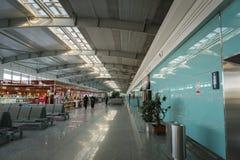 Aéroport international de Dalian Zhoushuizi en Chine Photos stock