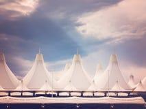 Aéroport international de Denver Images libres de droits