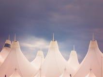 Aéroport international de Denver Photographie stock