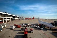 Aéroport international de Don Mueang Image libre de droits