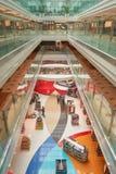 Aéroport international de Dubaï Images stock