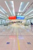 Aéroport international de Dubaï Photographie stock