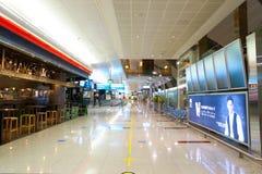 Aéroport international de Dubaï Photo stock