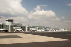 Aéroport international de Francfort, Allemagne Photo libre de droits