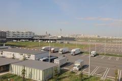 Aéroport international de Haneda à Tokyo, Japon Images stock