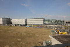 Aéroport international de Haneda à Tokyo, Japon Image libre de droits