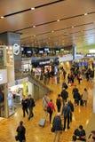 Aéroport international de Helsinki Photos libres de droits