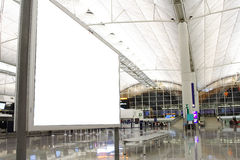 Aéroport international de Hong Kong Photos stock