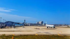 Aéroport international de Kansai à Osaka Photographie stock