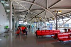 Aéroport international de Kansai à Osaka, Japon Photographie stock libre de droits