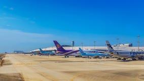 Aéroport international de Kansai à Osaka, Japon Images stock