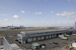 Aéroport international de Kansai Images stock