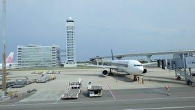 Aéroport international de Kansai Photos stock