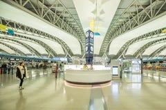 Aéroport international de Kansai Photographie stock libre de droits
