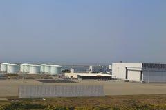 Aéroport international de Kansai, Osaka Image libre de droits