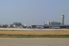 Aéroport international de Kansai, Osaka Photo libre de droits