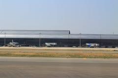 Aéroport international de Kansai, Osaka Image stock
