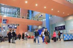 Aéroport international de Kansai Osaka Japan Photographie stock