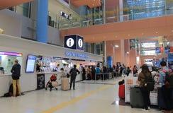 Aéroport international de Kansai Osaka Japan Photos stock